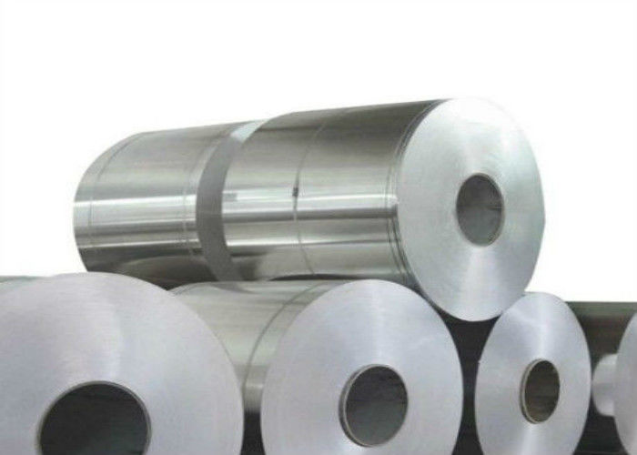 Thick Aluminum Foil Sheets Food Container Sealing , Alloy 8011 Aluminium Foil Packaging
